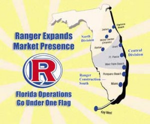 One Flag For Florida: Ranger Construction Expands Its Market Presence
