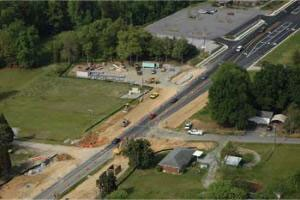 Piedmont Parkway Completion Tops Sharpe Bros. Projects