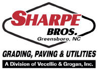 Vecellio & Grogan Acquires Sharpe Bros., Puts Asphalt Work Under Sharpe Name