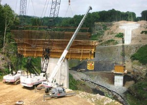 V&G's $20 Million East Beckley Bypass Project