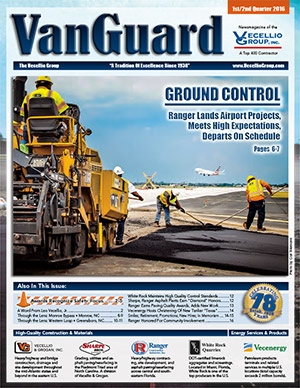 1st/2nd Quarter 2016 VanGuard, published by Vecellio Group, Inc.