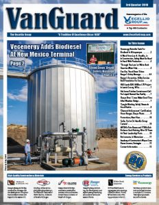 Vecenergy Adds Biodiesel At New Mexico Terminal; Full-Day 'Stand Down' Drives Safety Message