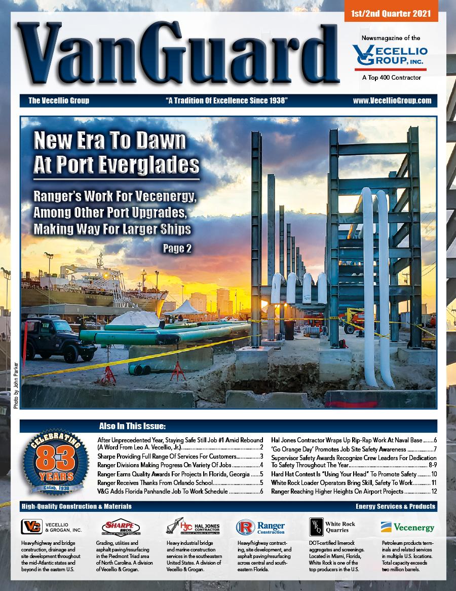 Vecellio Group's VanGuard Online Magazine